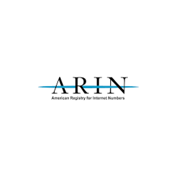 The American Registry for Internet Numbers (ARIN) Member